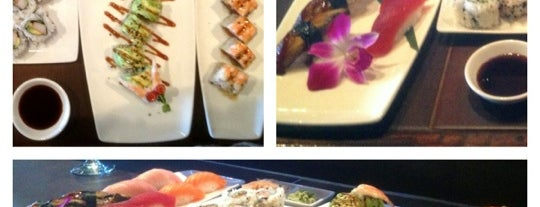 Soma Sushi is one of Lugares favoritos de Angela.