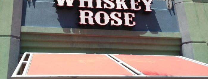 Whiskey Rose is one of Tempat yang Disukai Andy.