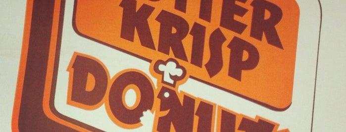 Butter Krisp Diner is one of Northshore Nibbles.
