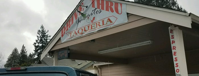 Juanitos Taqueria is one of Puget Sound Food.