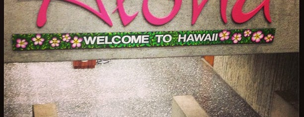 Daniel K. Inouye International Airport (HNL) is one of Airports~Part 1....