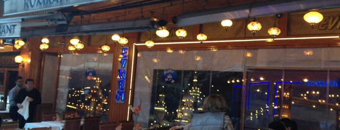 Evren Restaurant is one of Simge : понравившиеся места.