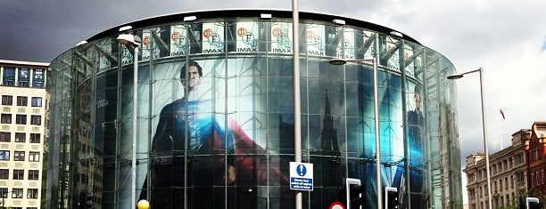 ODEON BFI IMAX is one of UK to-do list.