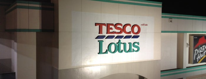 Tesco Lotus is one of Lugares guardados de PenSieve.