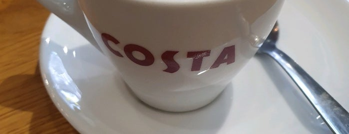 Costa Coffee is one of BCN Coffee.