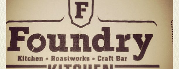 The Foundry Café is one of Essen 15.
