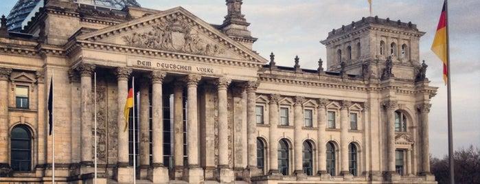 국가의회 의사당 is one of Berlin.