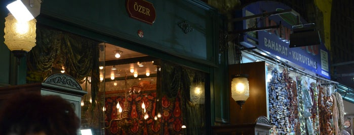 Özer is one of The Best of Istanbul by a Foreign Istanbulite.