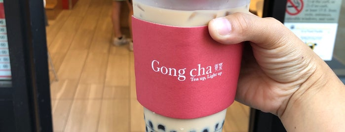 Gong Cha is one of Karenさんのお気に入りスポット.