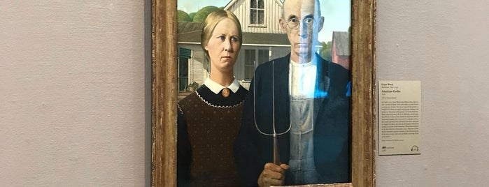 American Gothic is one of Chicago, IL.