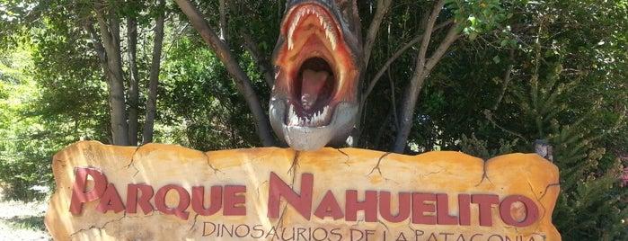 Parque Nahuelito is one of bariloche.