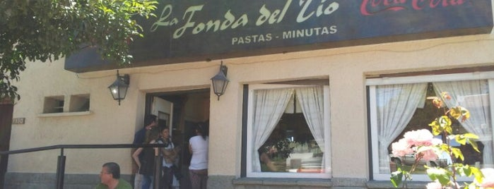 La Fonda del Tío is one of Qué visitar.