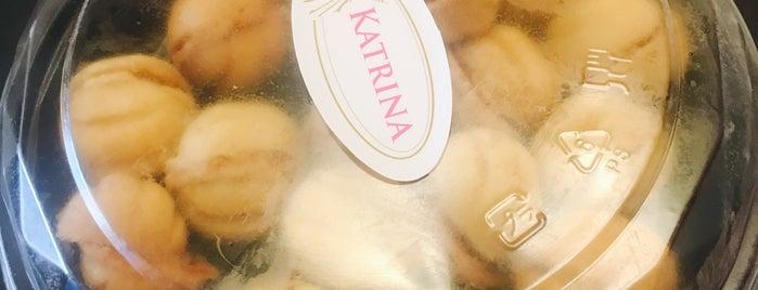 Katrina Sweets & Confectionery مخبز وحلويات كاترينا is one of Orte, die Kanwal gefallen.