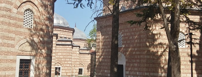 Muradiye Külliyesi is one of Orte, die Han gefallen.