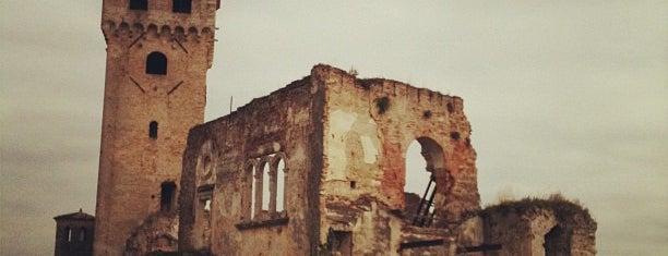 Castello San Salvatore is one of i diari della Lambretta.