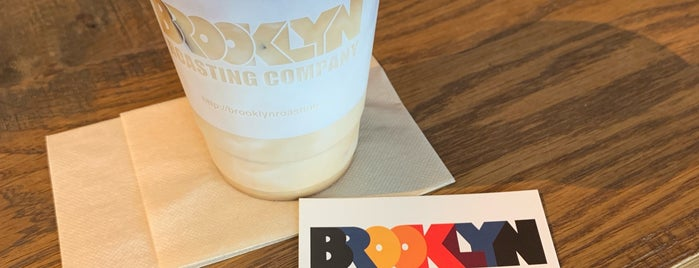 Brooklyn Roasting Company is one of Osaka.