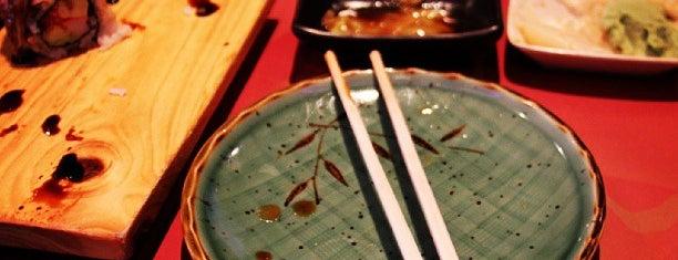 Kyoto Sushi is one of Locais curtidos por Sunaina.