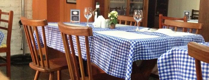 Il Piatti is one of Restaurantes.