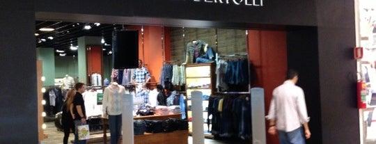 Luigi Bertolli is one of Tempat yang Disukai M..