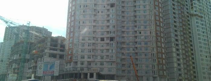 Анны Ахматовой, 8-я строй площадка is one of Vitaliyさんのお気に入りスポット.