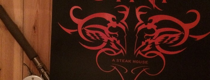 Strip A Steak House is one of Taste of Cleveland.