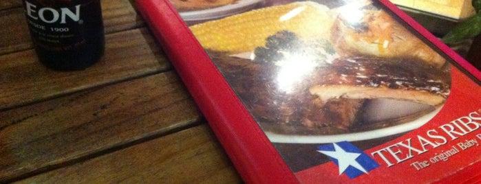 Texas Ribs® is one of Restaurantes con área niños.