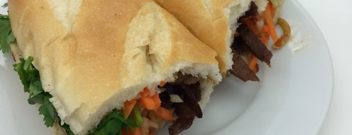 Luu's Baguette is one of Favorite Eats.
