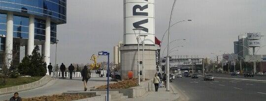 Armada is one of Ankara AVM ve mağazaları.
