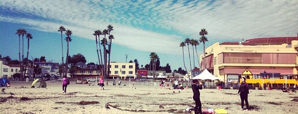 Santa Cruz Main Beach is one of Outdoor Fun.