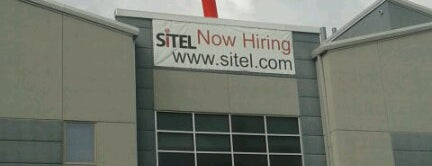Sitel is one of New place.