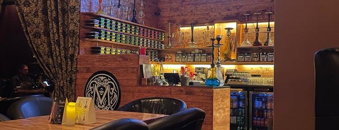 Mojo Hookah lounge is one of la to-do.