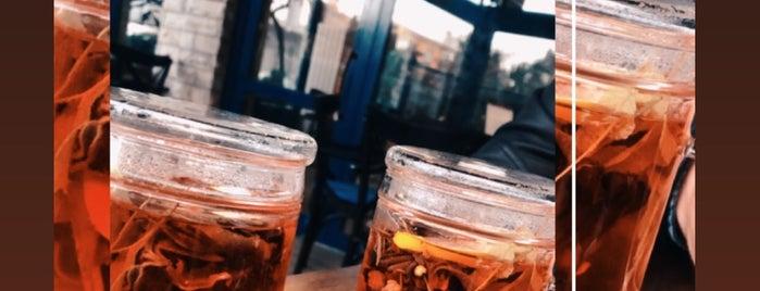 Drupe Coffee & Stuff is one of Kahve(Ankara).