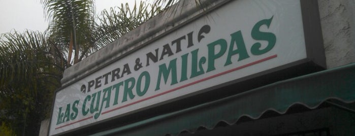 Las Cuatro Milpas is one of San Diego: Taco Shops & Mexican Food.