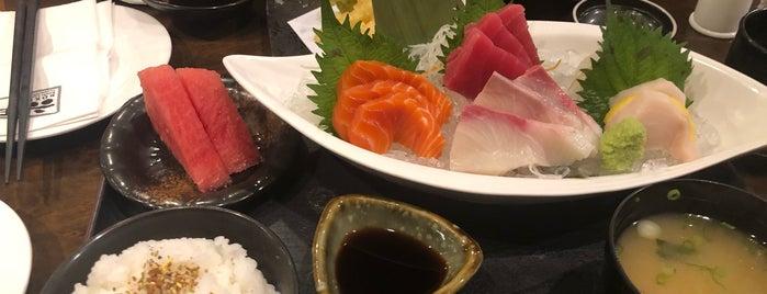 Rokko Japanese Grill Dining is one of Gespeicherte Orte von Wei.