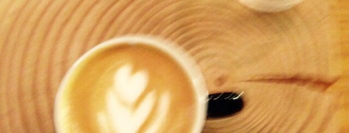 Nømad Coffee Lab & Shop is one of Marshall : понравившиеся места.