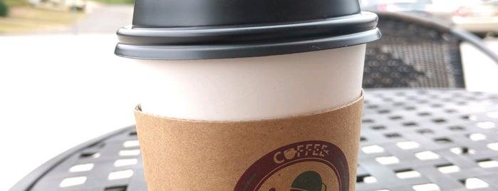 Coffee Tree is one of Tempat yang Disukai Rachel.