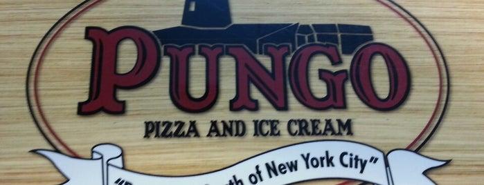 Pungo Pizza is one of Orte, die Dawn gefallen.