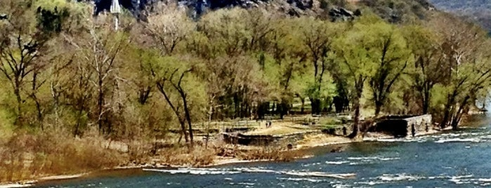 Harpers Ferry National Historical Park is one of Priority date places.