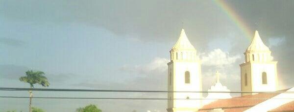 Igreja Matriz Baturité is one of สถานที่ที่บันทึกไว้ของ Arquidiocese de Fortaleza.