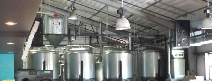 The ABGB is one of Breweries.