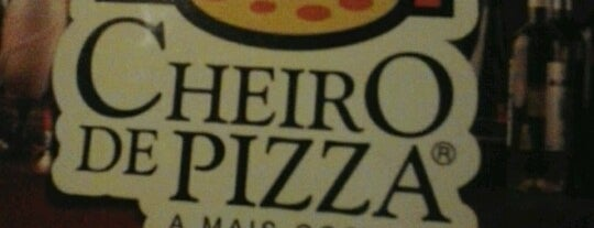 Cheiro de Pizza is one of VAMOS LA.....