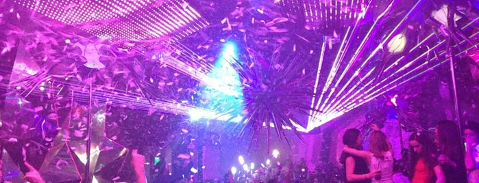 SET Nightclub is one of Places on work travel.