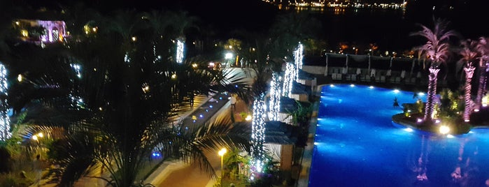 Vogue Hotel Bodrum is one of Izzet 님이 좋아한 장소.