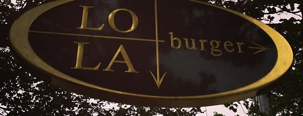 Lola Burger is one of Locais curtidos por Dana.