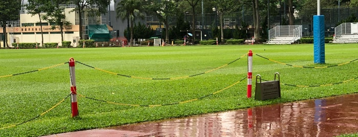 Causeway Bay Sports Ground is one of Hong Kong.