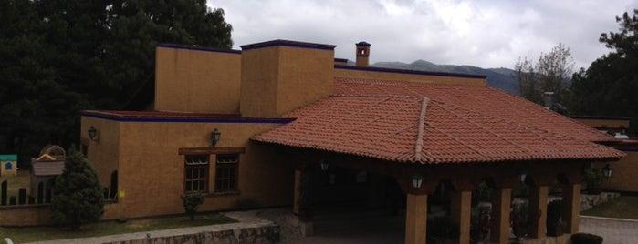 Restaurante Hacienda Club La Diligencia is one of Horacio'nun Beğendiği Mekanlar.