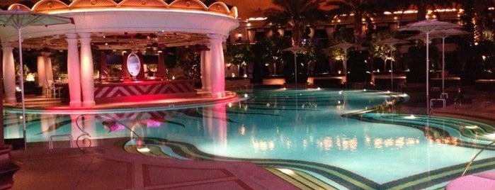 XS Nightclub is one of Vegas Bound Bitches 13'.