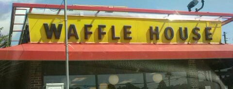 Waffle House is one of Orlando - 2016.