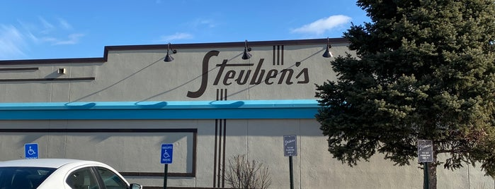 Steuben's Arvada is one of Denver.