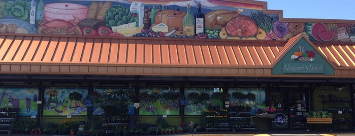 Newport Avenue Market is one of Susanさんのお気に入りスポット.